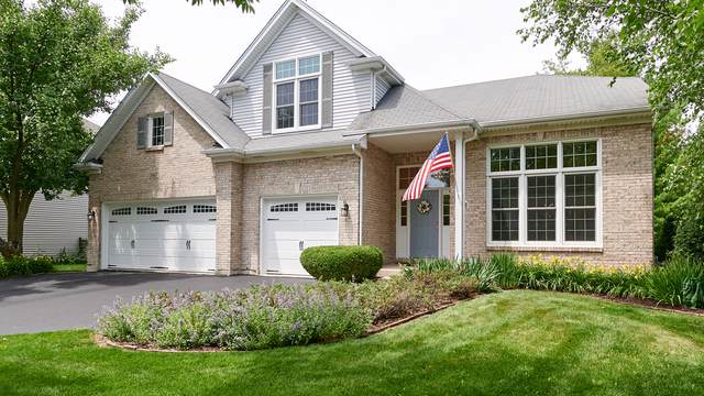 1607 Alan Court, Naperville, IL 60564 (MLS #10480622) :: The Wexler Group at Keller Williams Preferred Realty