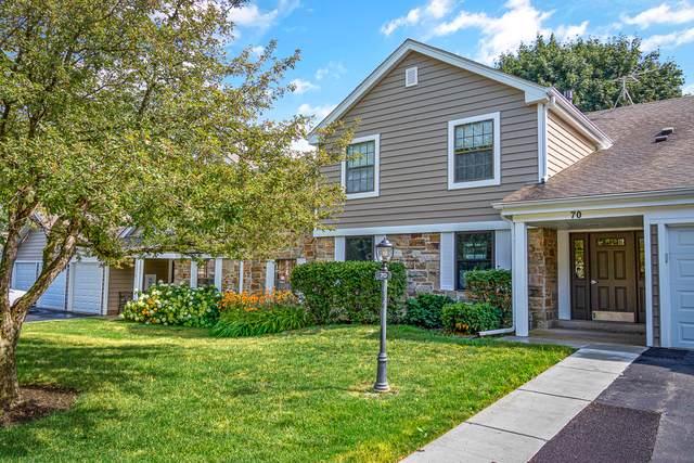 70 Margate Court C1, Schaumburg, IL 60193 (MLS #10480641) :: Angela Walker Homes Real Estate Group