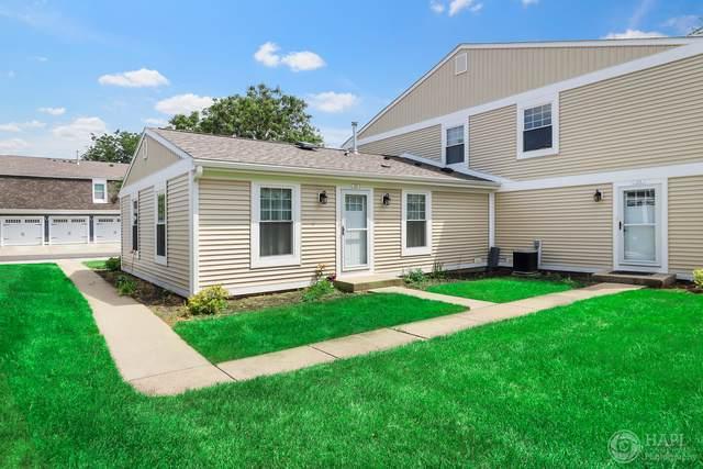 307 Somerset Lane #307, Vernon Hills, IL 60061 (MLS #10480682) :: Berkshire Hathaway HomeServices Snyder Real Estate
