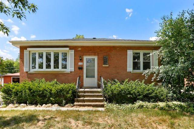 630 Mills Street, Hinsdale, IL 60521 (MLS #10480823) :: Property Consultants Realty