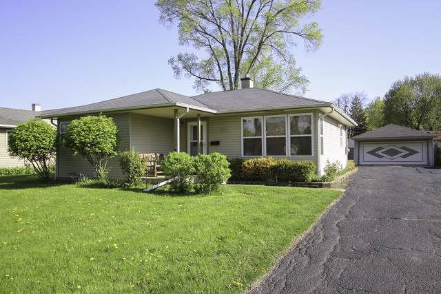 2306 Park Street, Rolling Meadows, IL 60008 (MLS #10480831) :: The Wexler Group at Keller Williams Preferred Realty