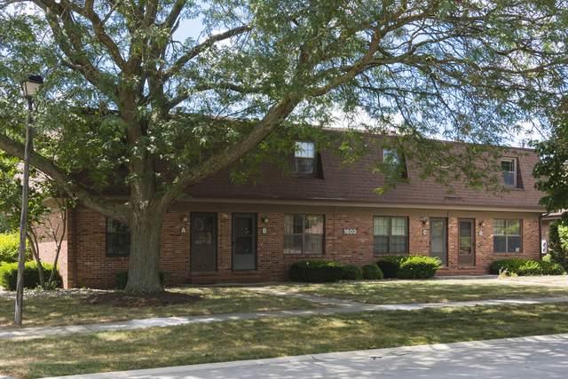 1603 Lyndhurst Drive B, Savoy, IL 61874 (MLS #10480941) :: Ryan Dallas Real Estate