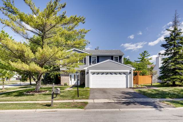 870 Stonefield Place, Roselle, IL 60172 (MLS #10480962) :: The Wexler Group at Keller Williams Preferred Realty
