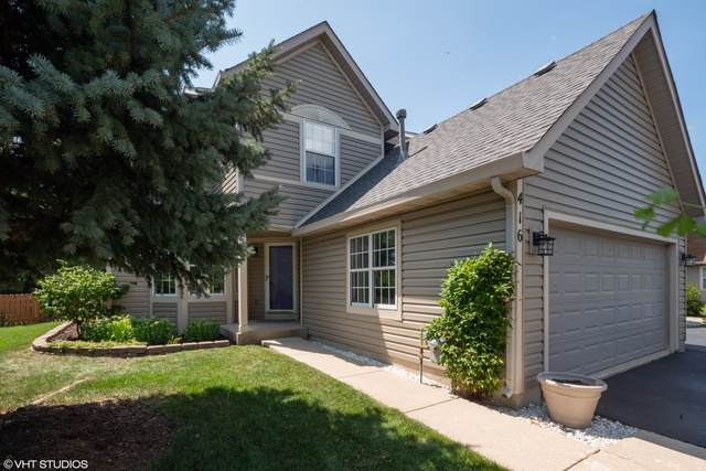 416 Newport Circle, Oswego, IL 60543 (MLS #10480978) :: The Wexler Group at Keller Williams Preferred Realty