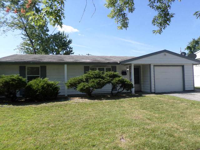 5629 Amherst Place, Matteson, IL 60443 (MLS #10480985) :: John Lyons Real Estate