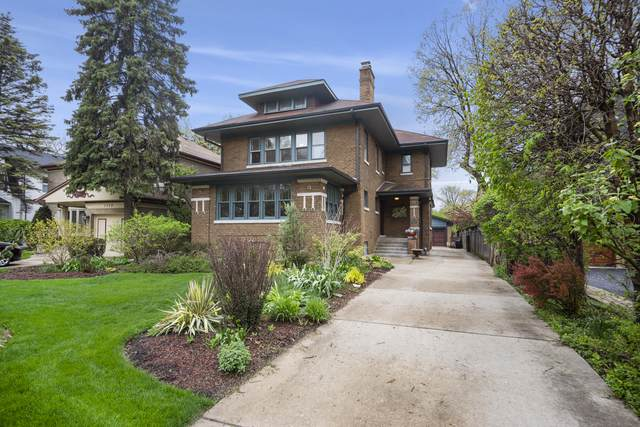 1114 Forest Avenue, River Forest, IL 60305 (MLS #10481252) :: Berkshire Hathaway HomeServices Snyder Real Estate