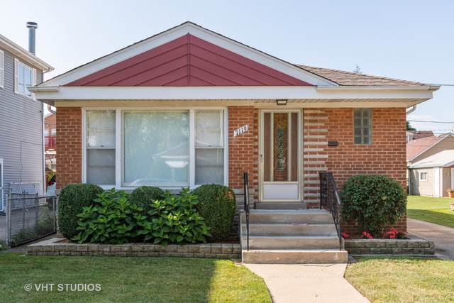 7119 W Arthur Avenue, Chicago, IL 60631 (MLS #10481391) :: The Wexler Group at Keller Williams Preferred Realty
