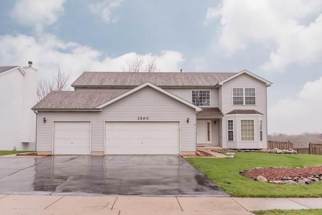 1500 Arquilla Drive, Algonquin, IL 60102 (MLS #10481460) :: Ryan Dallas Real Estate