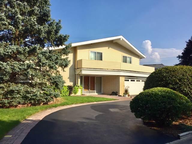 2821 Briarwood Drive W, Mount Prospect, IL 60005 (MLS #10481477) :: John Lyons Real Estate