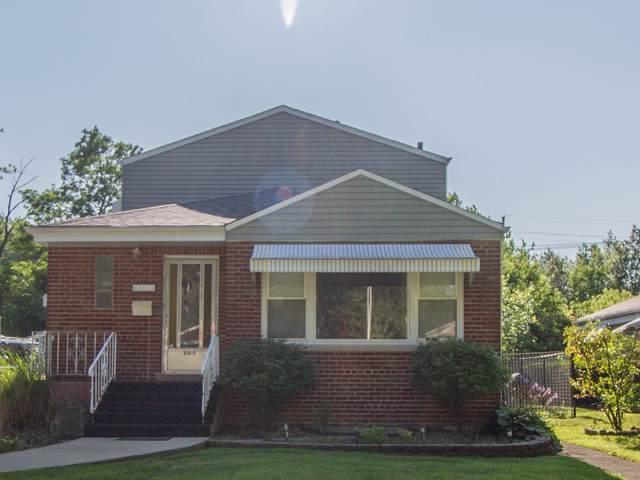 21414 S Jeffrey Drive, Matteson, IL 60443 (MLS #10481489) :: Angela Walker Homes Real Estate Group