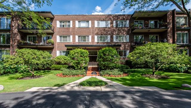 90 Franklin Place #203, Lake Forest, IL 60045 (MLS #10481589) :: Littlefield Group