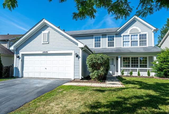 14010 S Lakeridge Drive, Plainfield, IL 60544 (MLS #10481621) :: The Wexler Group at Keller Williams Preferred Realty