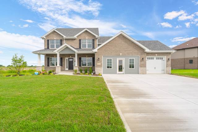 23050 S Granton Place, Frankfort, IL 60423 (MLS #10481753) :: Berkshire Hathaway HomeServices Snyder Real Estate
