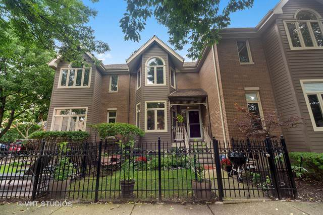 1248 W Fletcher Street I, Chicago, IL 60657 (MLS #10481801) :: Property Consultants Realty