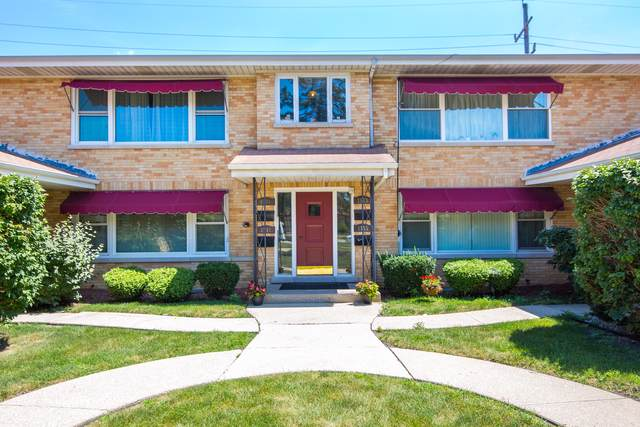 1551 Balmoral Avenue #1551, Westchester, IL 60154 (MLS #10481894) :: Berkshire Hathaway HomeServices Snyder Real Estate