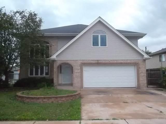 14721 S Blaine Avenue, Posen, IL 60469 (MLS #10481987) :: Angela Walker Homes Real Estate Group