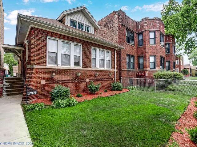 1707 E 84th Street, Chicago, IL 60617 (MLS #10482035) :: The Wexler Group at Keller Williams Preferred Realty