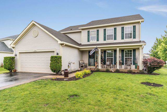 1304 Clifton Drive, Minooka, IL 60447 (MLS #10482038) :: Berkshire Hathaway HomeServices Snyder Real Estate