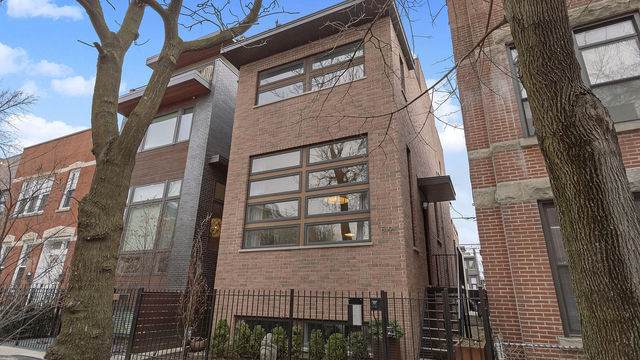 519 N Wood Street, Chicago, IL 60622 (MLS #10482102) :: Berkshire Hathaway HomeServices Snyder Real Estate