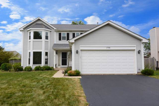 1788 Deerhaven Drive, Crystal Lake, IL 60014 (MLS #10482114) :: Berkshire Hathaway HomeServices Snyder Real Estate