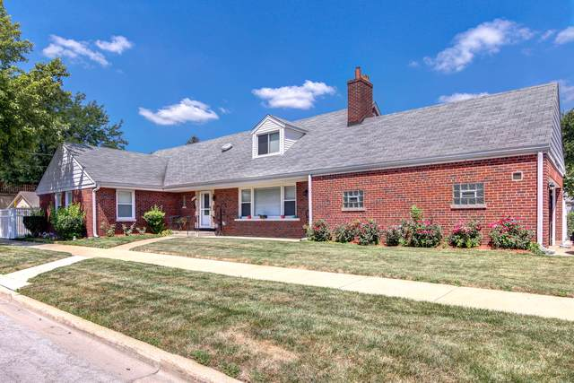 9358 S Sawyer Avenue, Evergreen Park, IL 60805 (MLS #10482122) :: The Wexler Group at Keller Williams Preferred Realty