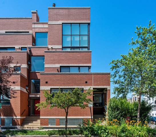 958 N Wood Street A, Chicago, IL 60622 (MLS #10482157) :: Berkshire Hathaway HomeServices Snyder Real Estate