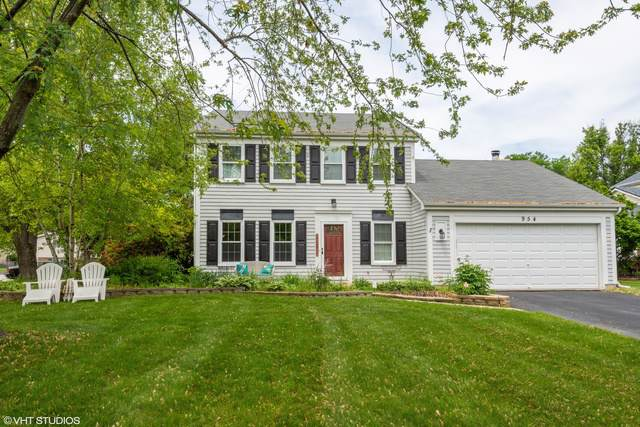 954 Thomas Boulevard, Mundelein, IL 60060 (MLS #10482229) :: Property Consultants Realty