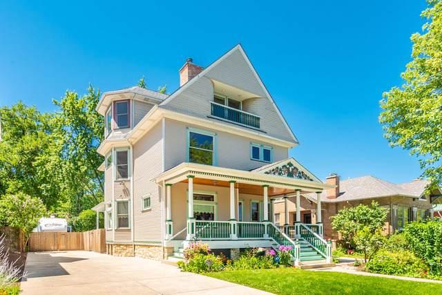 9524 S Longwood Drive, Chicago, IL 60643 (MLS #10482328) :: John Lyons Real Estate