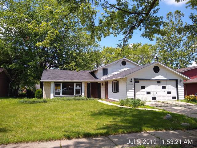 22448 Pleasant Drive, Richton Park, IL 60471 (MLS #10482469) :: Angela Walker Homes Real Estate Group