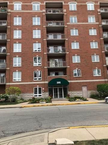 395 Graceland Avenue #707, Des Plaines, IL 60016 (MLS #10482533) :: Property Consultants Realty