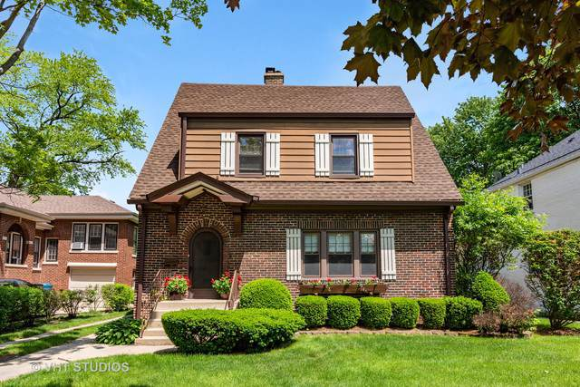 211 N Merrill Street, Park Ridge, IL 60068 (MLS #10482572) :: The Wexler Group at Keller Williams Preferred Realty