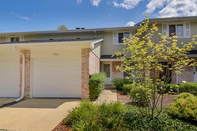 1637 Leytonstone Drive, Wheaton, IL 60189 (MLS #10482582) :: Angela Walker Homes Real Estate Group