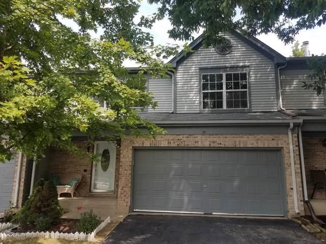 30 Oxford Court, Algonquin, IL 60102 (MLS #10482669) :: Ryan Dallas Real Estate