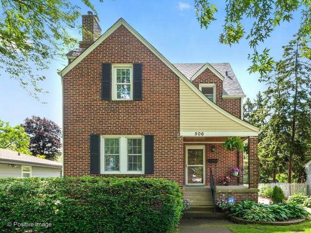 506 N Yale Avenue, Villa Park, IL 60181 (MLS #10482694) :: The Wexler Group at Keller Williams Preferred Realty