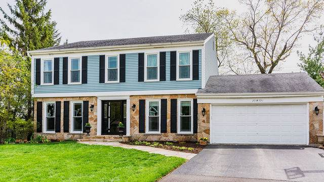 25W731 White Birch Lane, Wheaton, IL 60189 (MLS #10482818) :: Property Consultants Realty