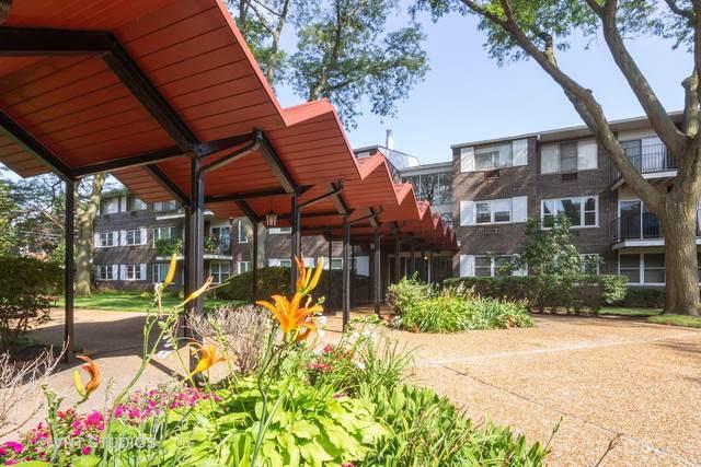 8712 Skokie Boulevard 2K, Skokie, IL 60077 (MLS #10482932) :: Angela Walker Homes Real Estate Group