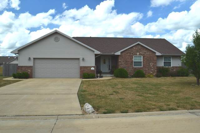 312 Zehr Lane, Fisher, IL 61843 (MLS #10482942) :: Littlefield Group