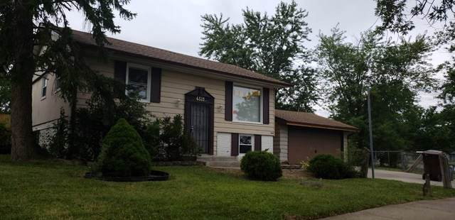 4521 Poplar Avenue, Richton Park, IL 60471 (MLS #10483150) :: The Wexler Group at Keller Williams Preferred Realty