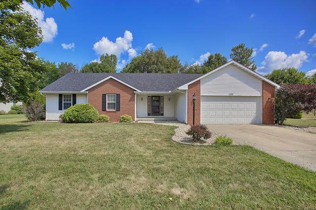 408 Western Court, ST. JOSEPH, IL 61873 (MLS #10483214) :: Property Consultants Realty