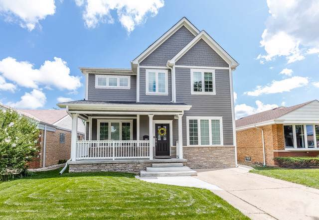 7435 N Olcott Avenue, Chicago, IL 60631 (MLS #10483236) :: The Perotti Group   Compass Real Estate
