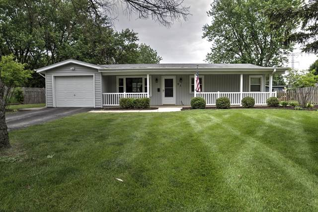 21 Cedar Drive, North Aurora, IL 60542 (MLS #10483280) :: The Wexler Group at Keller Williams Preferred Realty
