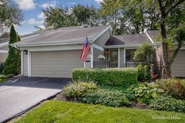 2130 Creekside Drive, Wheaton, IL 60189 (MLS #10483287) :: Ryan Dallas Real Estate