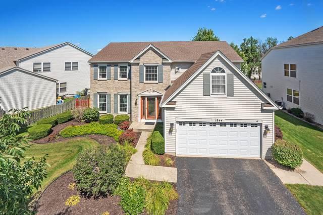 1844 Lake Shore Drive, Romeoville, IL 60446 (MLS #10483323) :: Angela Walker Homes Real Estate Group