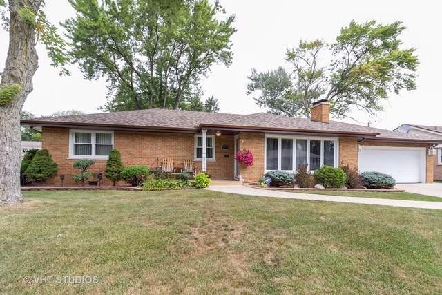 6872 W 115th Place, Worth, IL 60482 (MLS #10483328) :: The Wexler Group at Keller Williams Preferred Realty