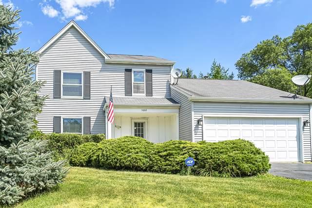 1660 Teri Lane, Algonquin, IL 60102 (MLS #10483356) :: Ryan Dallas Real Estate