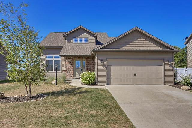 513 Red Bud Drive, Mahomet, IL 61853 (MLS #10483367) :: Berkshire Hathaway HomeServices Snyder Real Estate