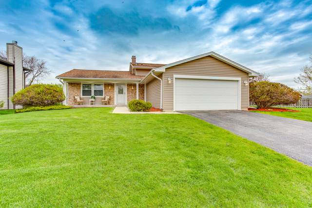 1760 Burr Ridge Drive, Hoffman Estates, IL 60192 (MLS #10483383) :: Baz Realty Network | Keller Williams Elite