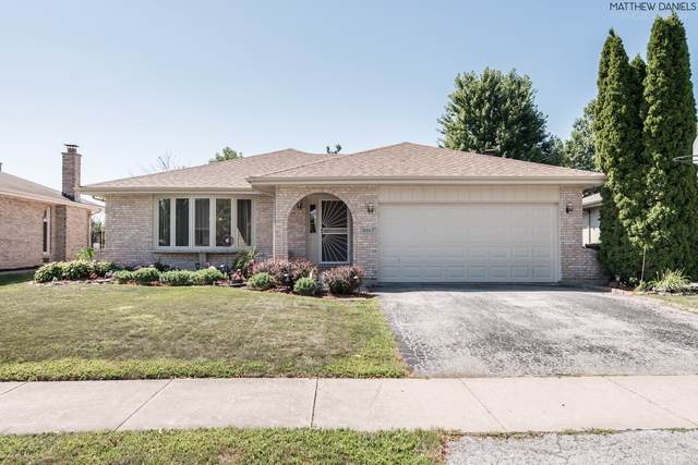 8867 Marshfield Lane, Orland Hills, IL 60487 (MLS #10483400) :: Berkshire Hathaway HomeServices Snyder Real Estate