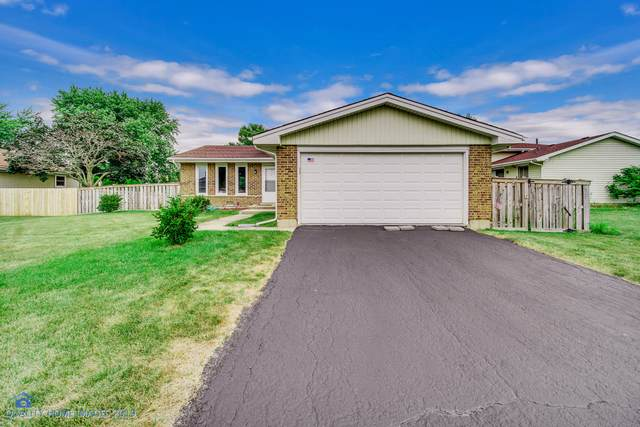 979 Valley View Trail, Carol Stream, IL 60188 (MLS #10483531) :: The Wexler Group at Keller Williams Preferred Realty