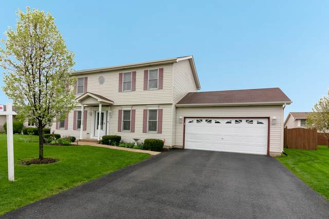 1803 Great Falls Drive, Plainfield, IL 60586 (MLS #10483552) :: The Wexler Group at Keller Williams Preferred Realty